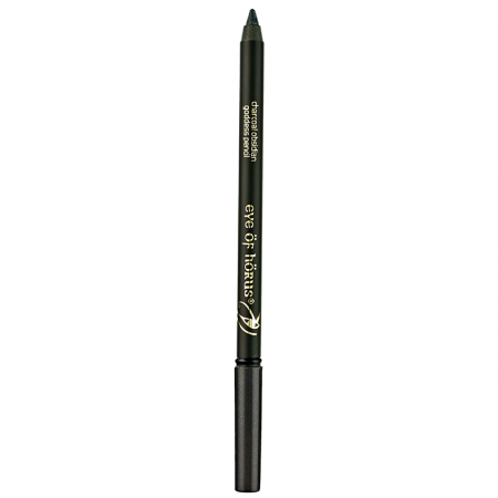 Eye of Horus Charcoal Obsidian Goddess Pencil