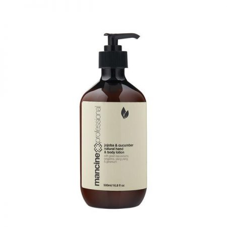 Mancine Natural Hand & Body Lotion