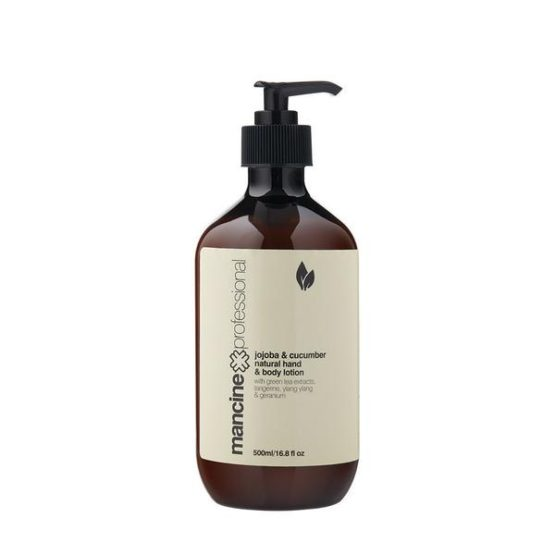 Mancine Natural Hand Body Lotion