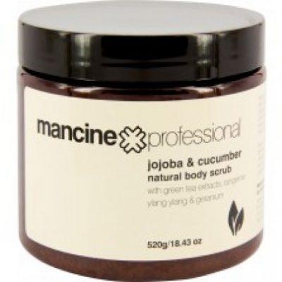 Mancine Natural Body Scrub