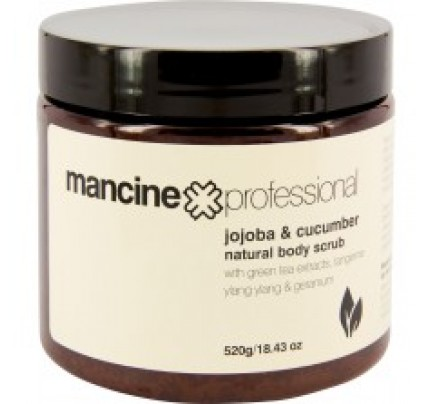 Mancine Natural Body Scrub