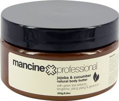 Mancine Natural Body Butter
