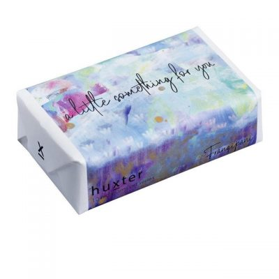 Huxter Moajaza - A Little Something For You -  Frangipani Soap
