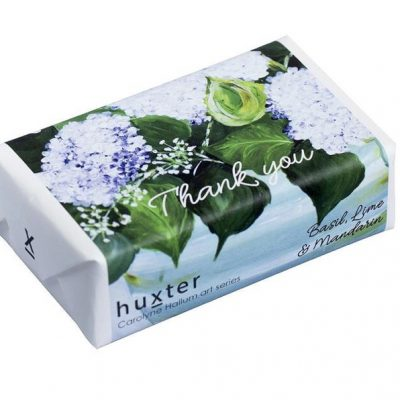 Huxter - A Moments Grace - Thank You Wrapped Soap