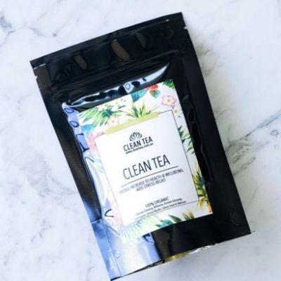 Clean Tea Clean Tea
