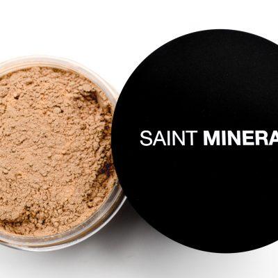 Saint Minerals Natural Loose Mineral Foundation Powder -  01