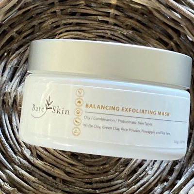 Bare Skin Balancing Exfoliating Mask 100g