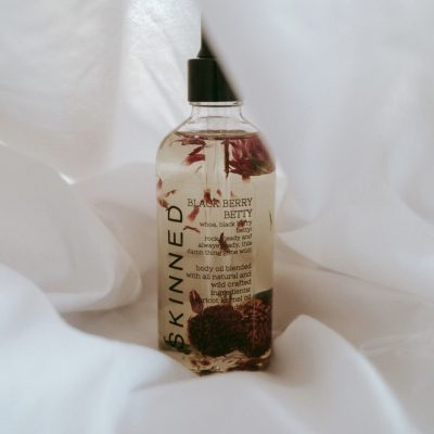 Skinned Black Berry Betty Body Oil
